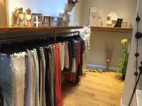Vente sur faillite: magasin GIGUE NAMUR rue Haute Marcelle 35